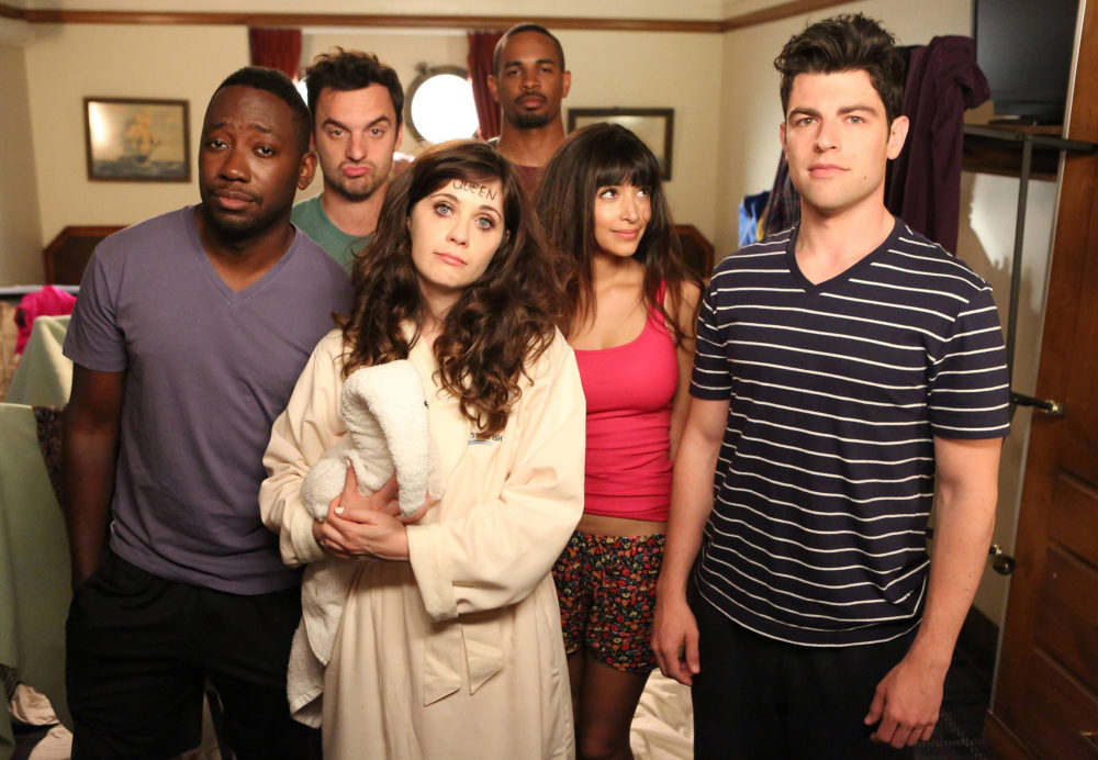 """New Girl"" has wrapped filming *forever* — but we'll always have True American"