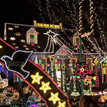 17 of the most intense Christmas decorations