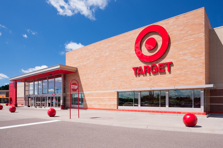 The first new Target store just opened, and your last minute Target runs are about to be next level