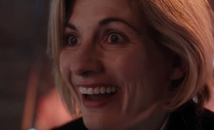 "Jodie Whittaker made her first appearance as The Doctor on ""Doctor Who,"" and Twitter is loving it"