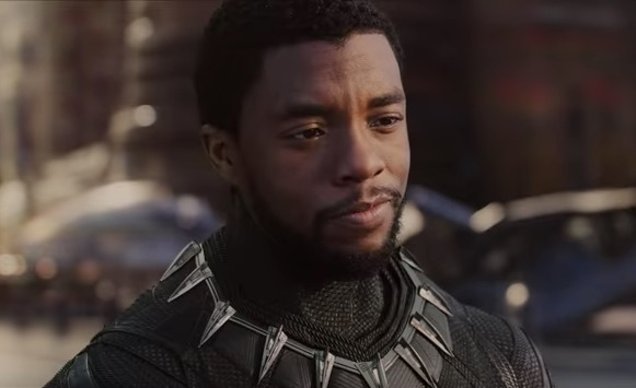 marvel just dropped a new black panther trailer and itll cure your post christmas blues - Black Christmas Trailer