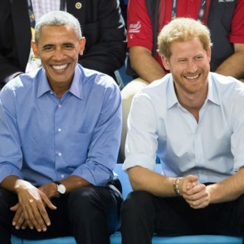 Prince Harry addressed whether the Obamas would be invited to his wedding
