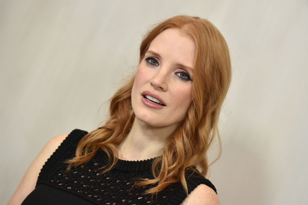 """Jessica Chastain's response to """"The Envelope's"""" all-white cover is not enough"""