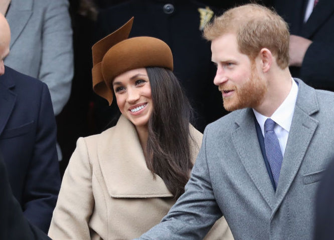 Prince Harry revealed how Meghan Markle felt about her first royal Christmas