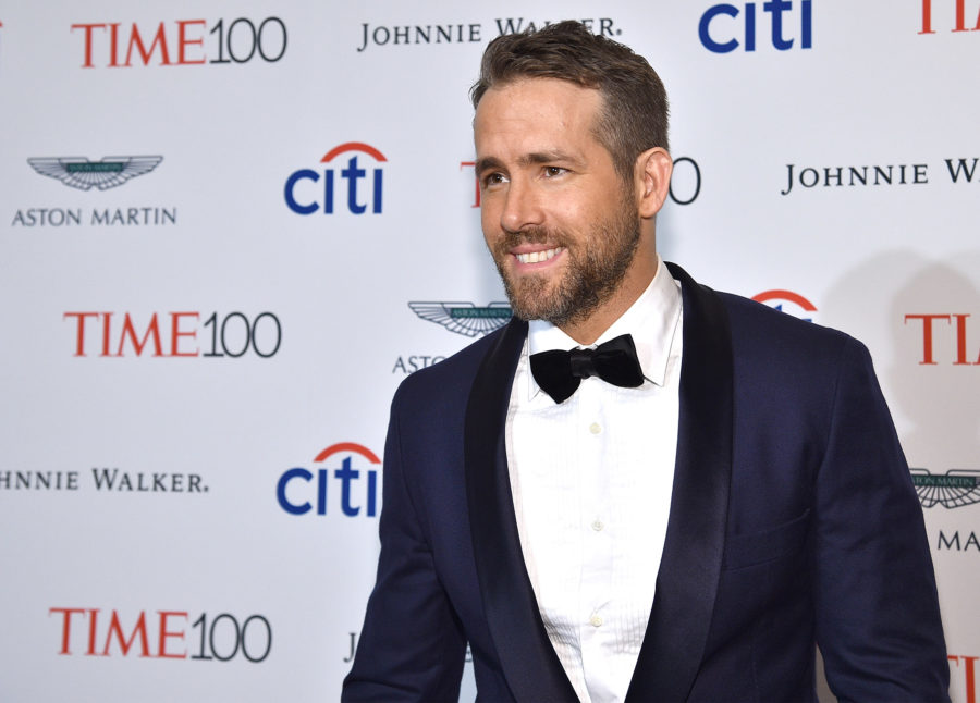 Ryan Reynolds told his daughter the darkest story about Santa this year