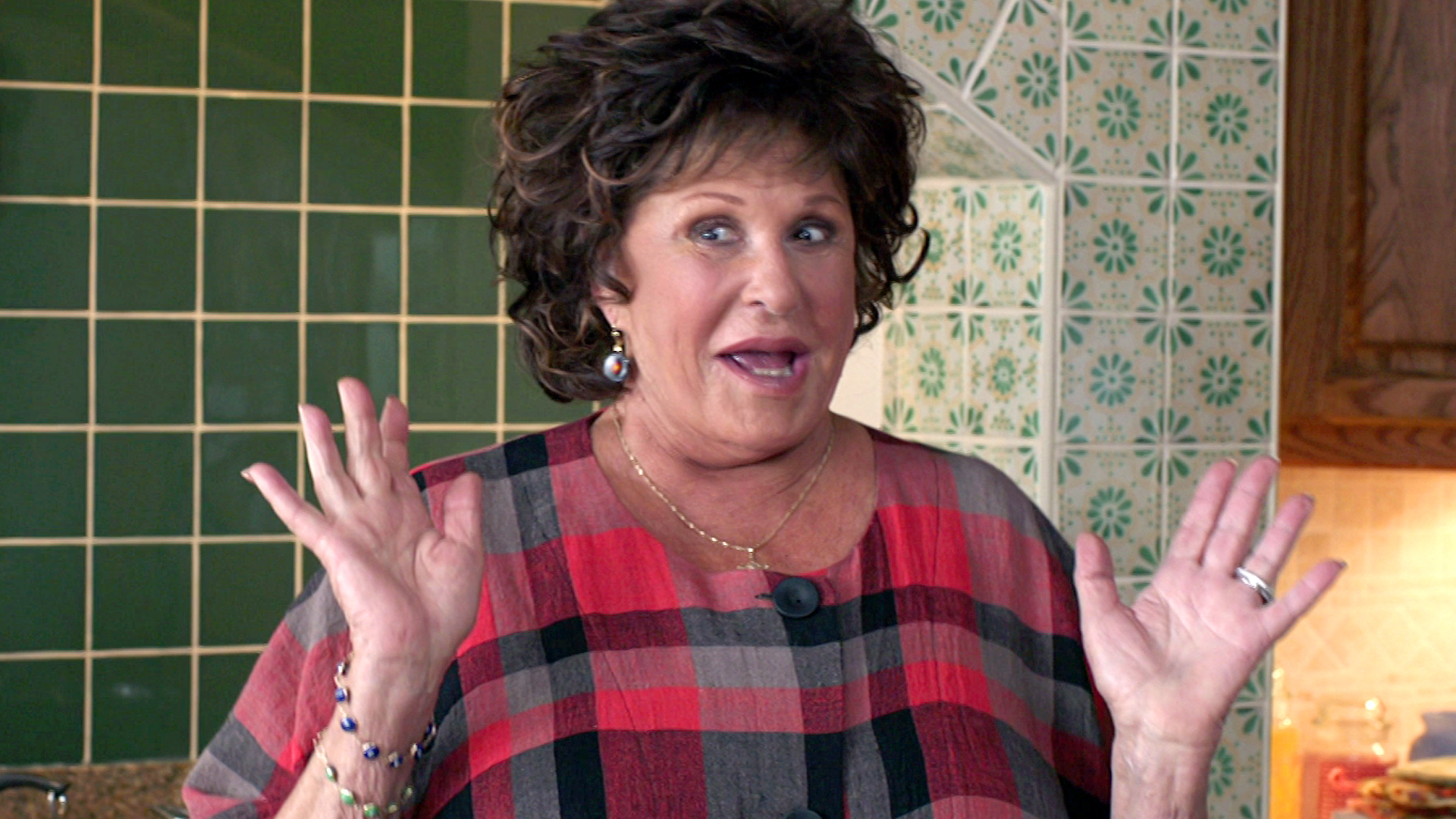 """The mom from """"My Big Fat Greek Wedding"""" was allegedly caught shoplifting"""