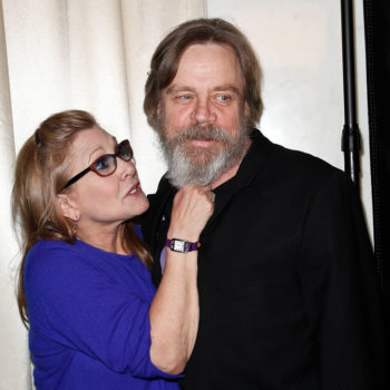 Mark Hamill posts a heart-wrenching tribute to Carrie Fisher one year after her death