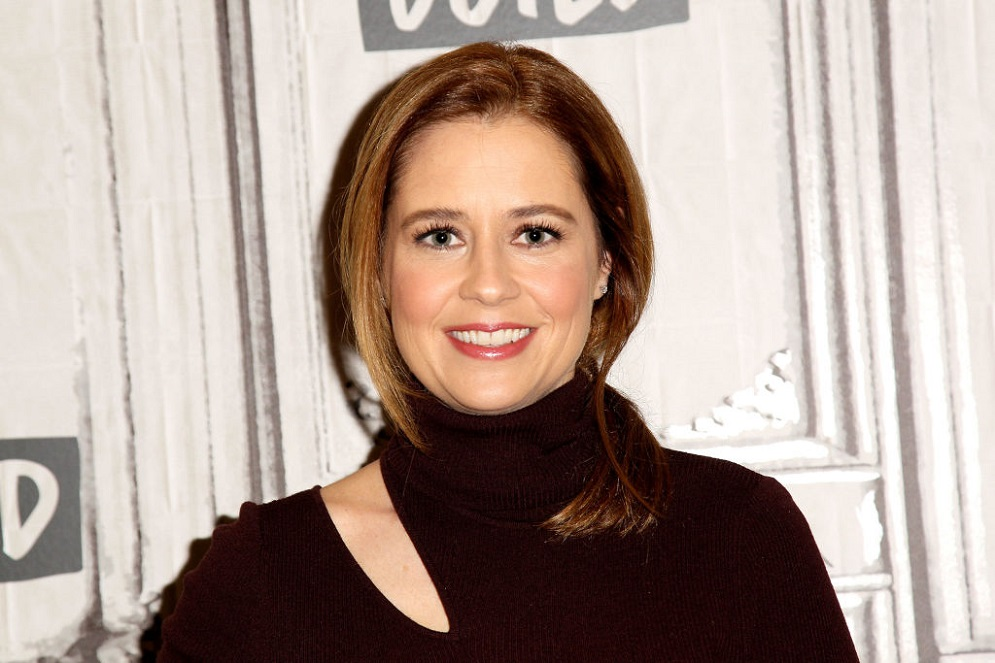Jenna Fischer just taught us the art of a good apology on Twitter