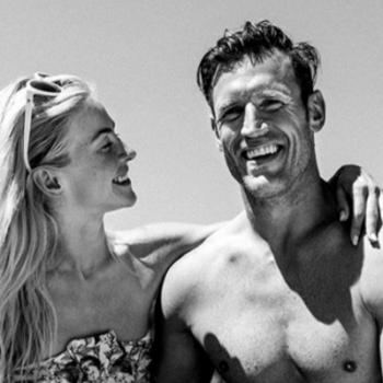 "Julianne Hough has a ""code word"" for serious conversations with her husband, and we kind of love this idea"