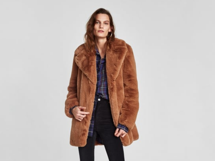 Zara's fall/winter sale is here, and it's huge