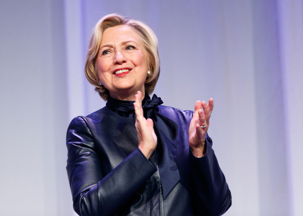 Hillary Clinton is officially the most admired woman for the 16th year in a row
