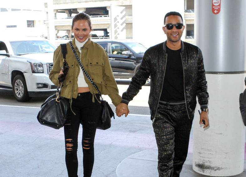 Here's what the passengers on Chrissy Teigen's bizarre flight got for their inconvenience