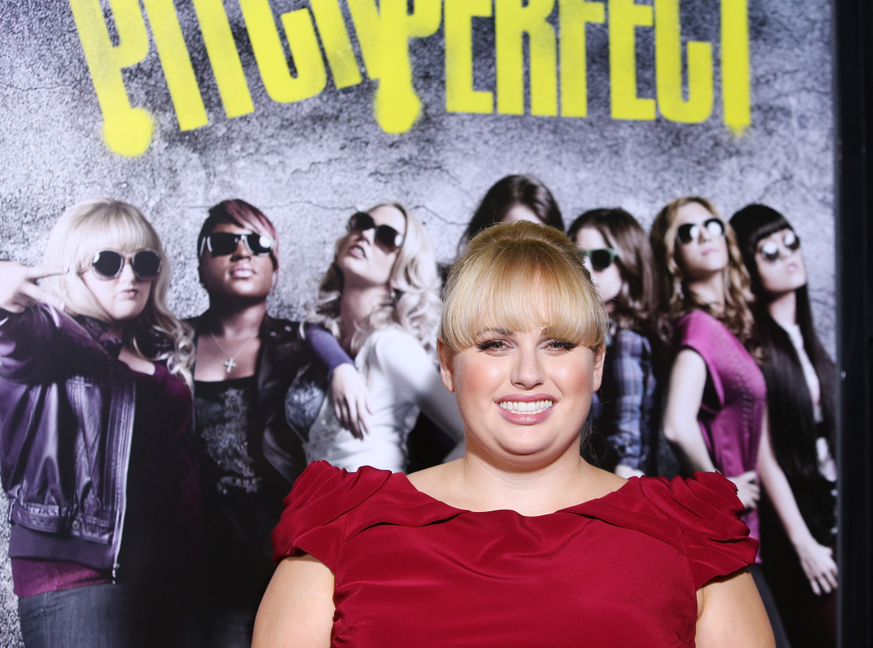 "This behind-the-scenes footage of ""Pitch Perfect"" rehearsals is an aca-awesome belated Christmas gift"