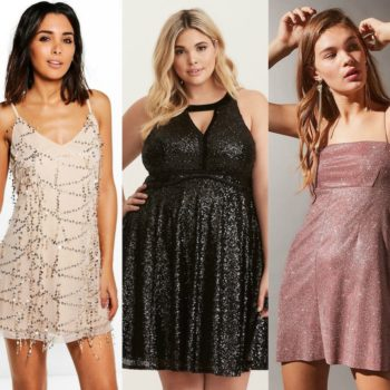 16 shiny dresses to add to your wardrobe in 2018, because sparkly dresses aren't just meant for NYE