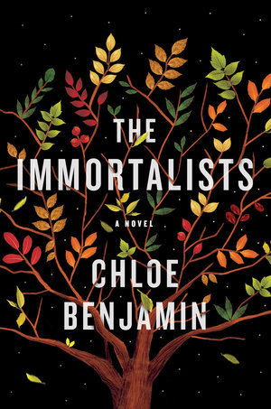 Picture of The Immortalists Book