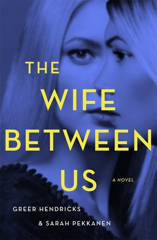 Picture of The Wife Between Us Book