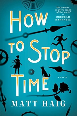 Picture of How to Stop Time Book