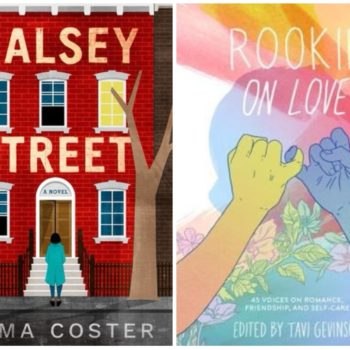 """Halsey Street,"" ""Rookie on Love,"" and other books coming out this week"