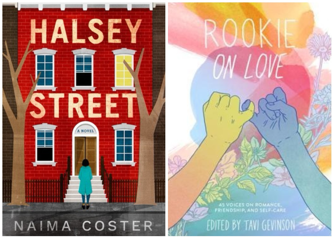 """""""Halsey Street,"""" """"Rookie on Love,"""" and other books coming out this week"""