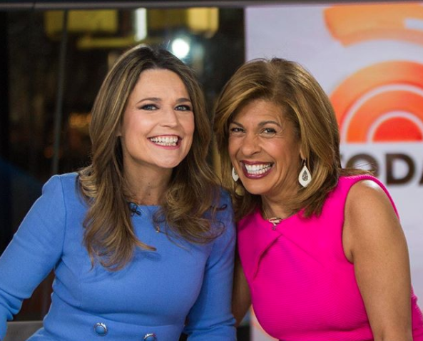 "Hoda Kotb officially joins Savannah Guthrie as cohost of ""Today"""