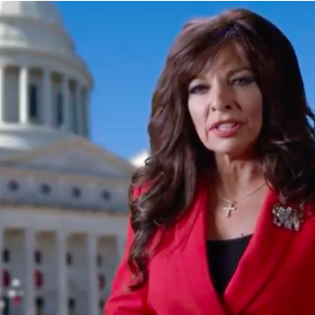 "A woman who called her gun range a ""Muslim-free zone"" is running for Arkansas governor"