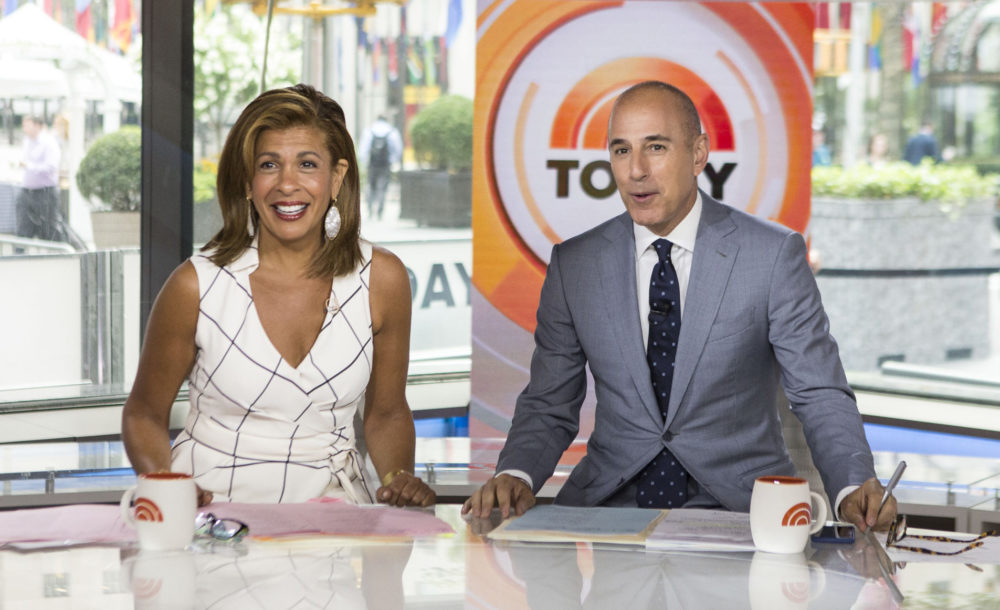 Hoda Kotb is earning *less* than Matt Lauer for the same job, but there's a reason for it
