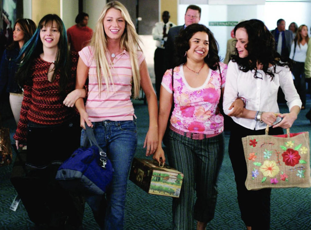 <em>Sisterhood of the Traveling Pants</em> is becoming a musical, because these jeans are never going out of style