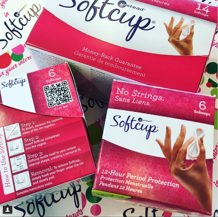 """What exactly are """"Instead Softcups,"""" the period product everyone's talking about?"""