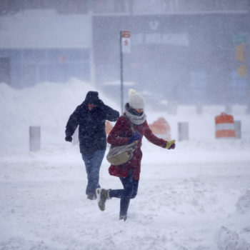 """FYI: A winter storm """"bomb cyclone"""" is coming, and 2018 is already off to a cold start"""