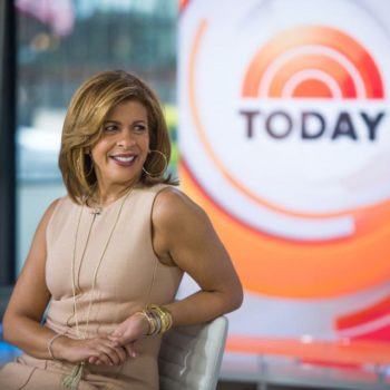 Hoda Kotb apparently got 27 rejections in 10 days before landing her first news job