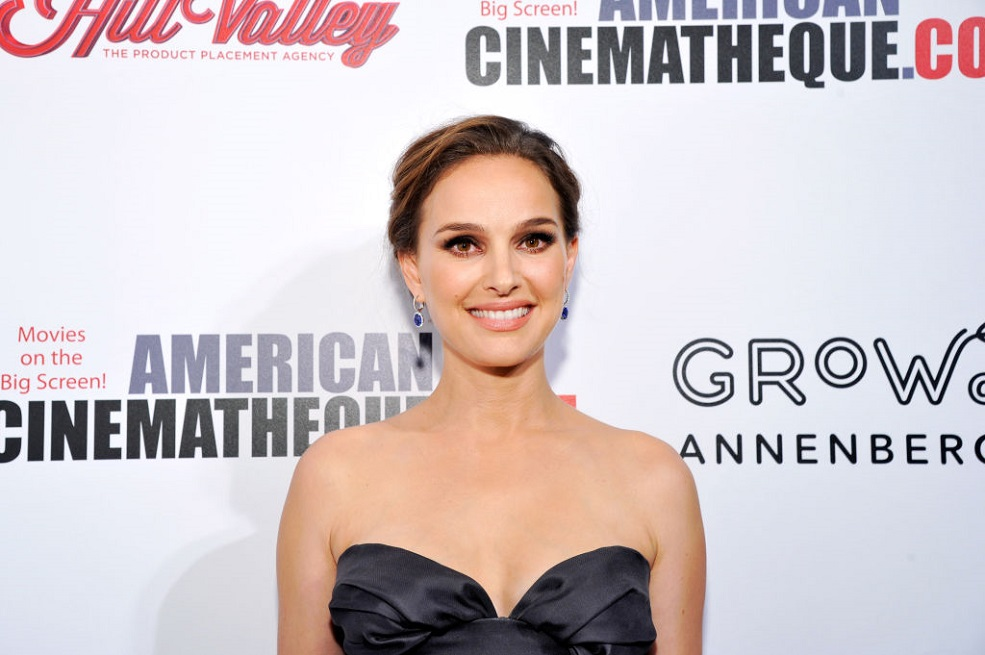 Natalie Portman finally joined Instagram, and she did it for the best reason