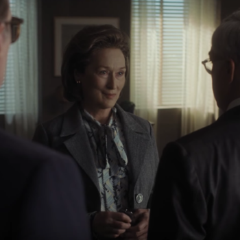 "What is the Meryl Streep and Tom Hanks movie ""The Post"" about?"