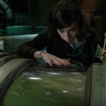 """Here's the lowdown on """"The Shape of Water"""" if you haven't seen it yet"""