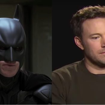"""Christian Bale still hasn't seen Ben Affleck's """"Batman"""" movies, and maybe that's a good thing"""