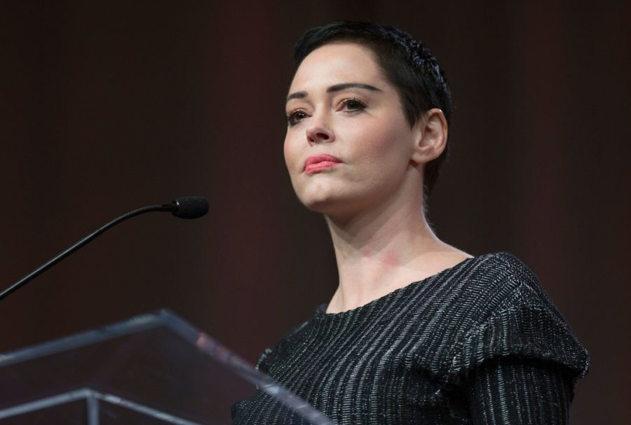 "Rose McGowan says she was losing her ""grip on sanity"" in wake of alleged Weinstein rape"