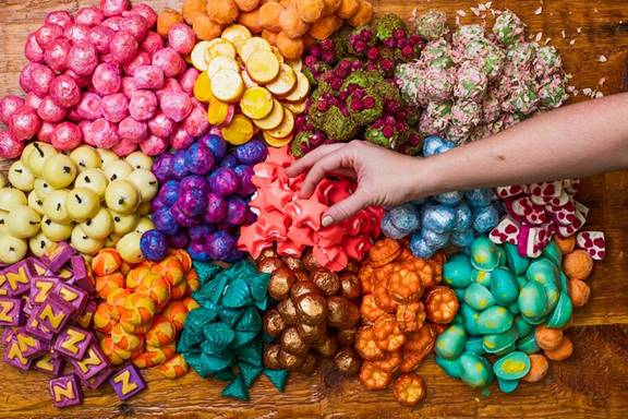 Lush is blessing us with 17 bath oils to match our every mood