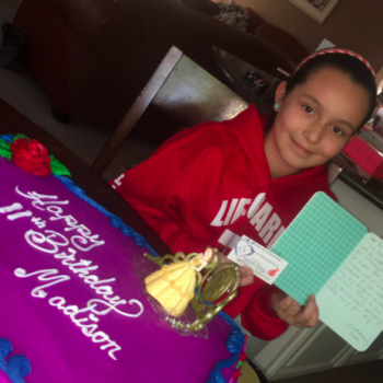 Every year this mom buys a birthday cake for a random child as a way to honor her late daughter