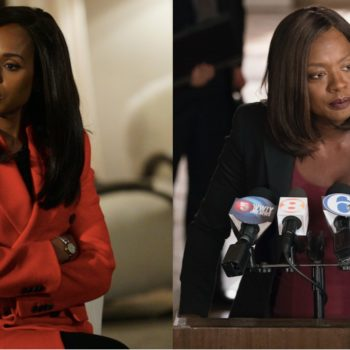 "Here's your first peek at the ""Scandal"" and ""How to Get Away with Murder"" crossover event, and it's even fiercer than we imagined"
