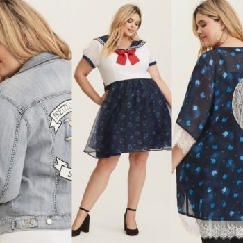 """Torrid's new """"Sailor Moon"""" collection will inspire the Sailor Scout in you"""