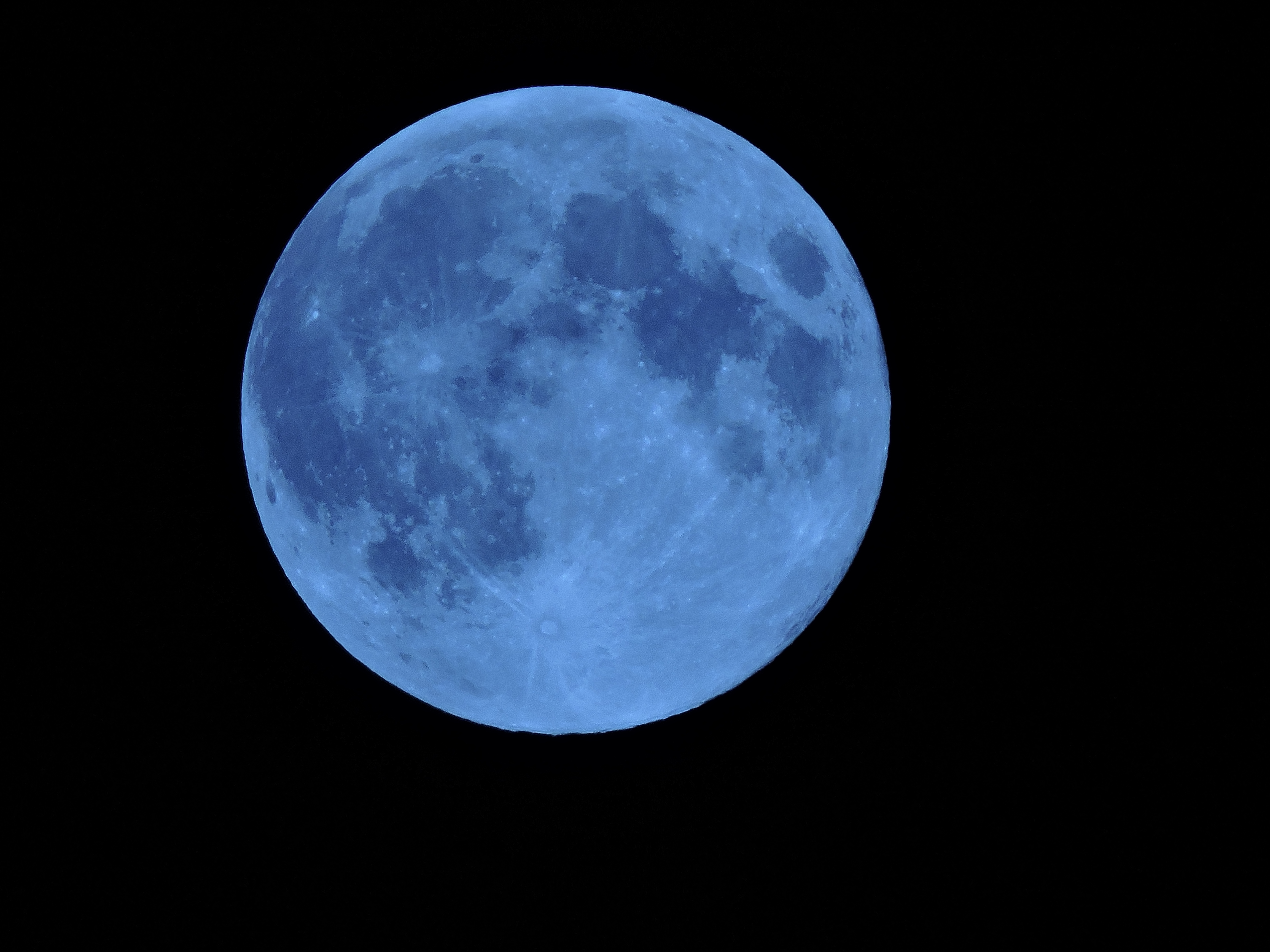 How to see January's super blue moon and lunar eclipse ...