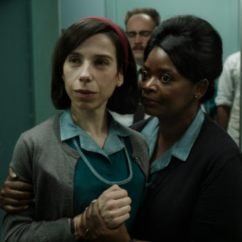 """7 behind-the-scenes facts about the filming of """"The Shape of Water"""""""