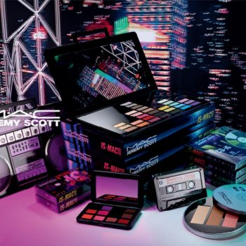 Break out your boombox: The MAC x Jeremy Scott collaboration will give you '80s B-girl vibes