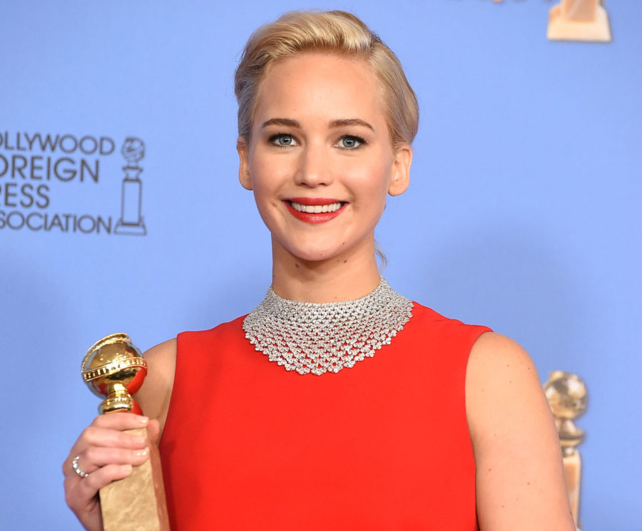 Will awards ceremony darling Jennifer Lawrence be at the 2018 Golden Globes?