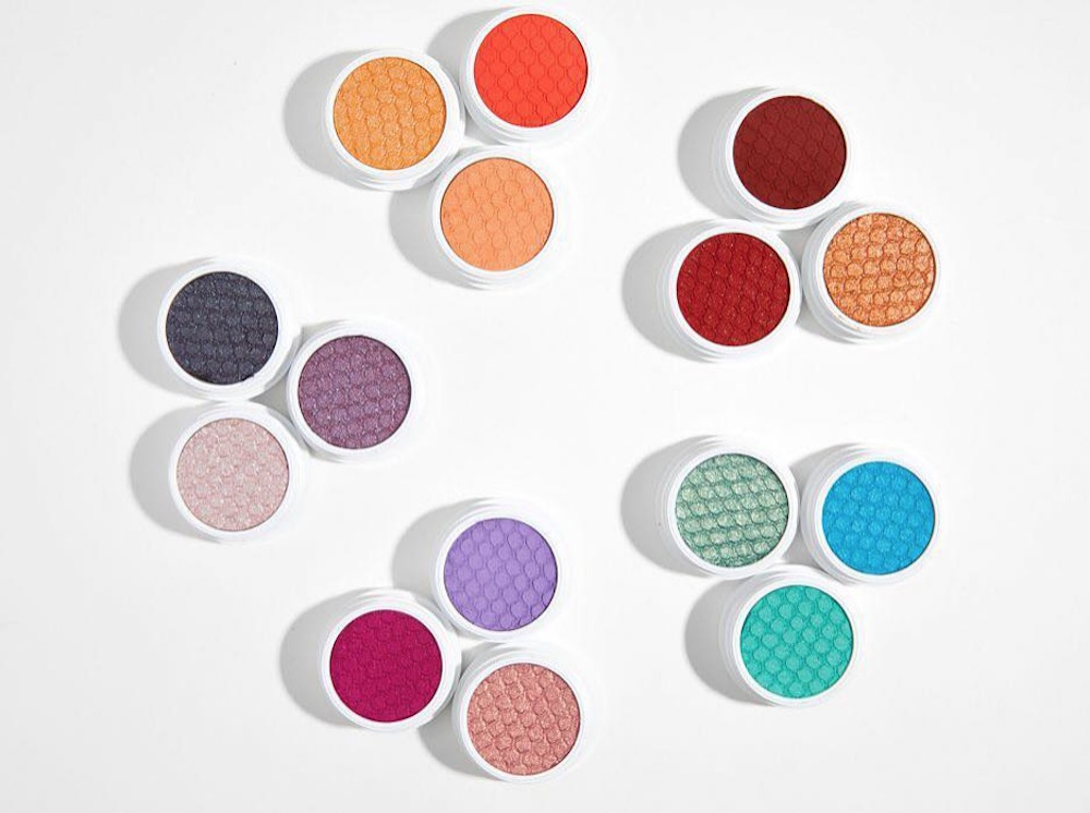 ColourPop's vibrant new Super Shock Shadows will brighten your mood