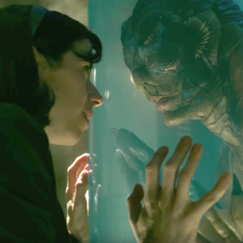 """Shape of Water"" is being accused of plagiarism, because there's already another girl-meets-monster story out there"