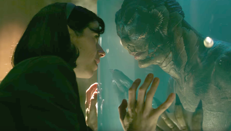 """""""Shape of Water"""" is being accused of plagiarism, because there's already another girl-meets-monster story out there"""
