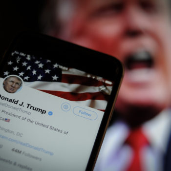 Sorry, Twitter: Your favorite social media platform isn't going to ban Donald Trump