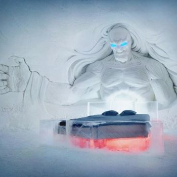 """Now you can spend the night in this """"Game of Thrones""""-inspired hotel made of ice and snow"""