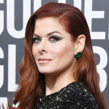 Debra Messing criticized E! for gender pay inequality — in an interview with E!