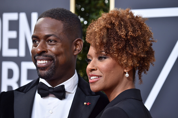 Sterling K. Brown's wife has been in your favorite TV shows, and you didn't even realize it